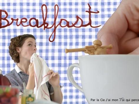 Breakfast - Cie J'ai mon toi qui perce