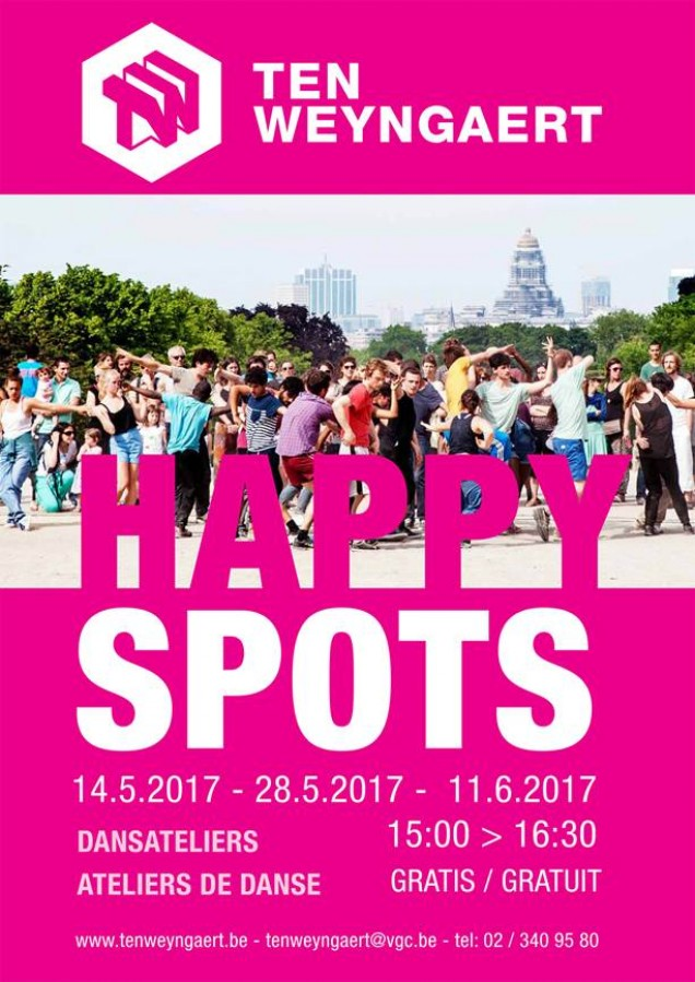 Happy Spots - P.A.R.T.S & Ten Weyngaert
