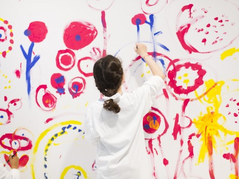 Ateliers Peinturlures - 4 bibliothèques FR et NL (Vorst + St Gillis)