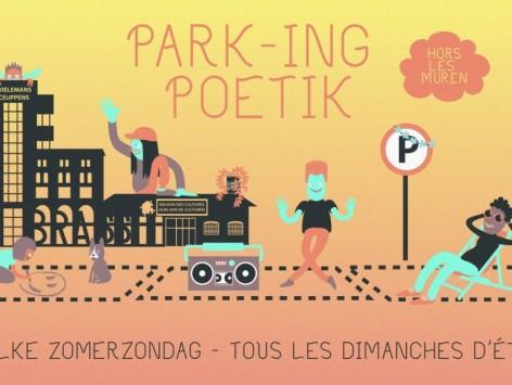 Park-ing Poétik - Hors les muren: every sunday
