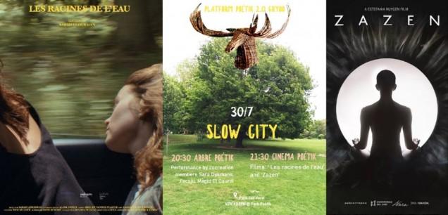 Slow city - performance et cinéma - KNEPH: 30.07