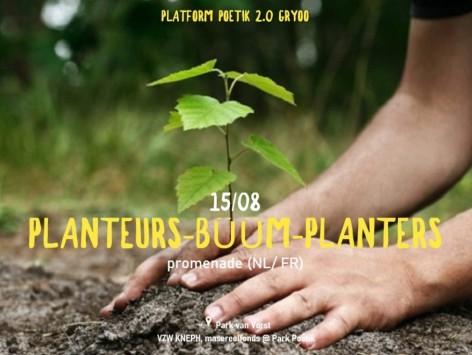 Bûûm-planters- (platform meeting) - KNEPH : 15.08