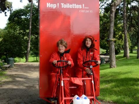Hep! Toilettes!- Cie DisMoiOui