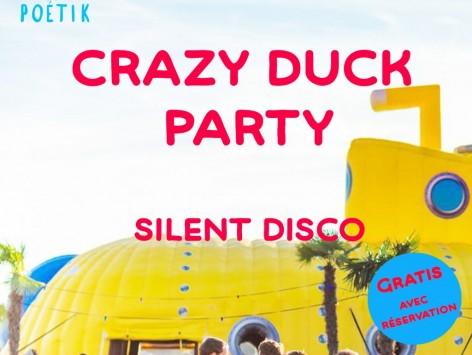 GEANNULEERD // Crazy duck party - Silent Disco 27.08 & 28.08