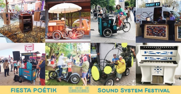 FIESTA POÉTIK sound system festival 28.08