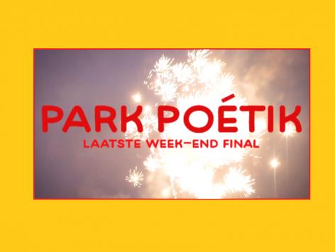 Aftermovie Park Poétik 2021